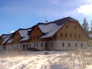 Appartementen Nova Lake Resort