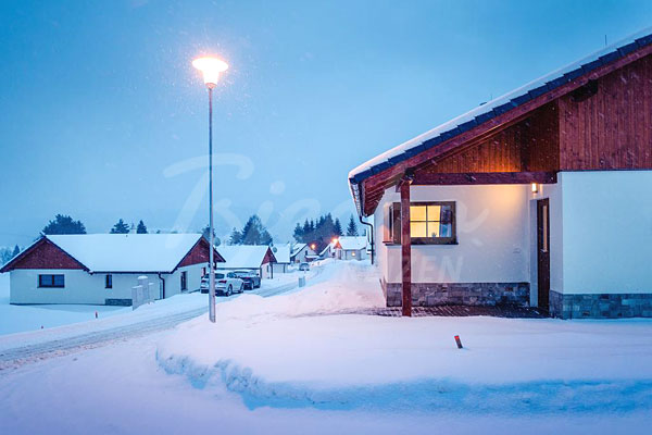 5 persoons Bungalow Cerna Residence Lipno Bc