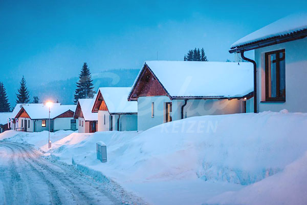 5 persoons Bungalow Cerna Residence Lipno