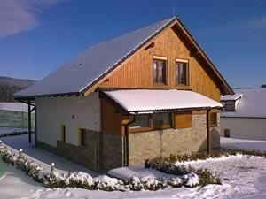 8 persoons vakantiehuis Residence Frymburk