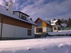 11 persoons vakantiehuis Lipno Residence Lipno A