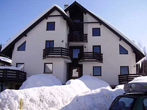 6-7 persoons Appartement Harrachov