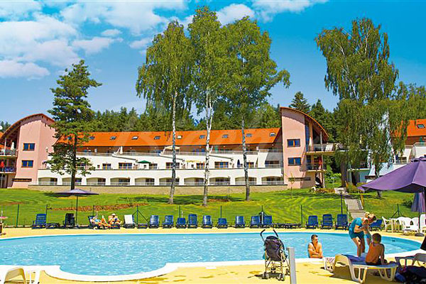 App. Lipno Lake Resort, Zuid Bohemen, Lipnomeer