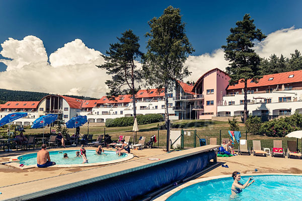 appartementen Lipno Lake Resort