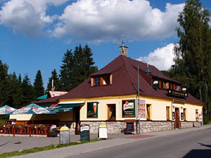 Pension u Bedricha, Reuzengebergte, Harrachov