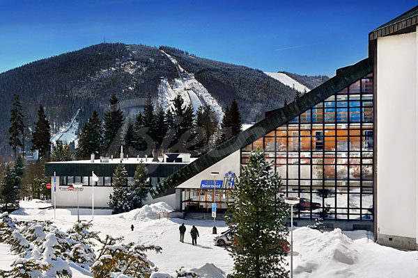 Wellness Hotel Svornost, Reuzengebergte, Harrachov