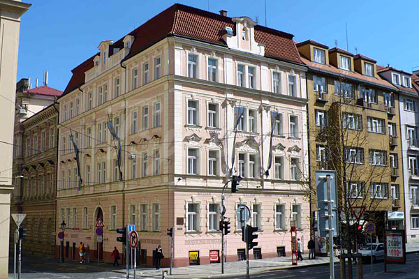 Hotel William, Praag, Praag 1