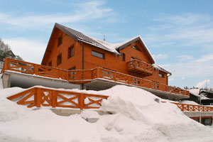 2-6 Pers. App. Happy House, Reuzengebergte, Spindleruv Mlyn