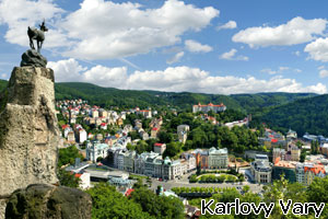 4 Pers. Appartement Bozena, West Bohemen, Karlovy Vary