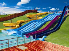 Aquapark in Slowakije